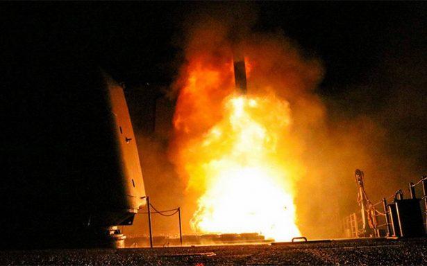 Hemos golpeado con éxito todos nuestros objetivos: EU sobre el ataque a Siria