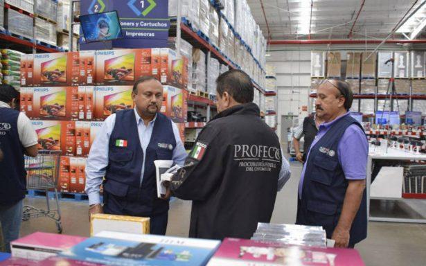 Profeco supervisa precios en entidades afectadas por los sismos