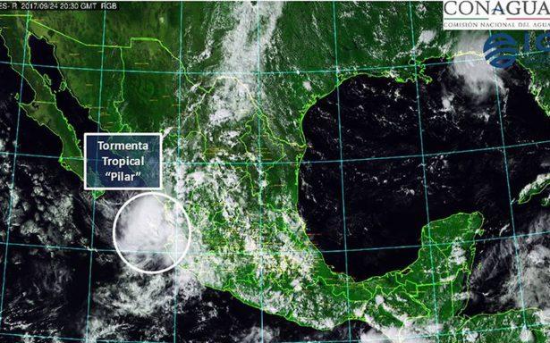 Tormenta tropical Pilar mantiene en alerta costas del Pacífico mexicano