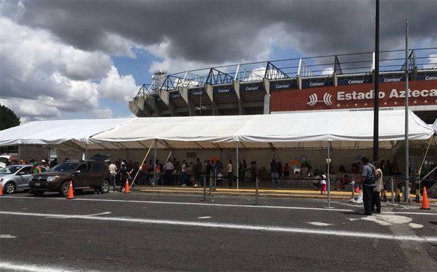 Validan estructuras de estadios capitalinos, teatros y arenas: son seguros