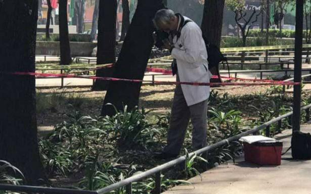 Abandonan feto en parque de la colonia Doctores en la CDMX