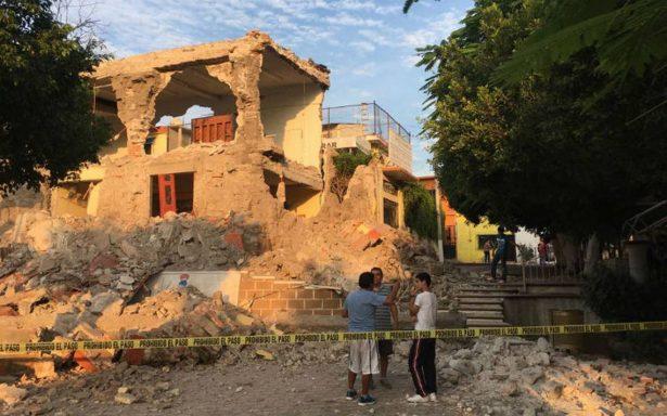 Centros de acopio para damnificados de Morelos y Puebla