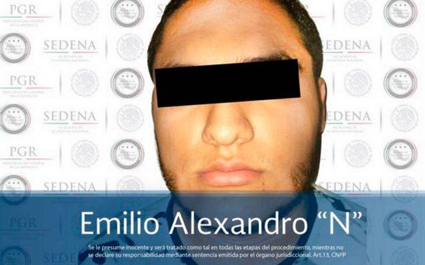 "Cae ""El Sobrino"", encargado de perpetrar ataque contra exfiscal de Jalisco"