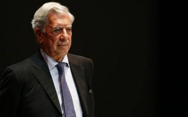 Hospitalizan a Vargas Llosa por traumatismo craneoencefálico tras caída