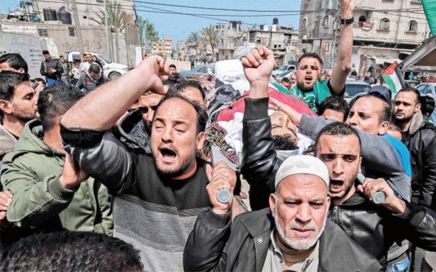 La Franja de Gaza, entre la Intifada y la guerra