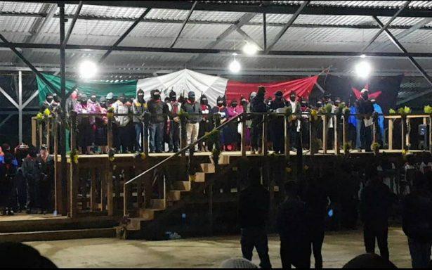 Se cumplen 24 años del alzamiento armado del EZLN; niegan ser una organización 'electorera'