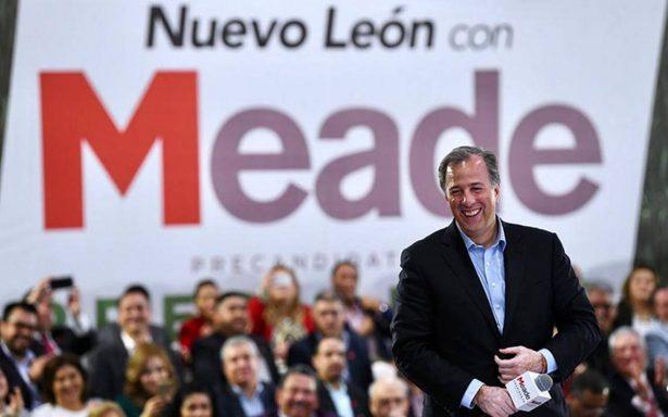 Violencia pone en riesgo las inversiones y frena crecimiento económico: Meade