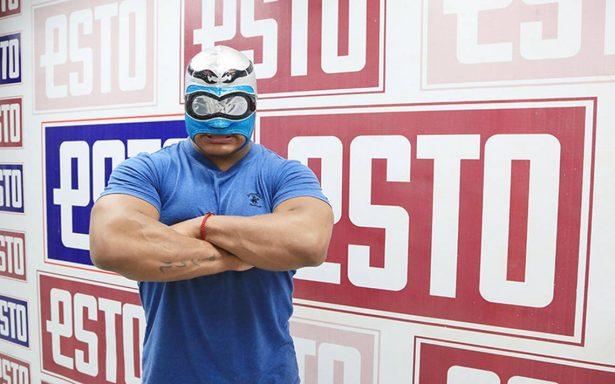 Stuka Jr. luchará en Guadalajara