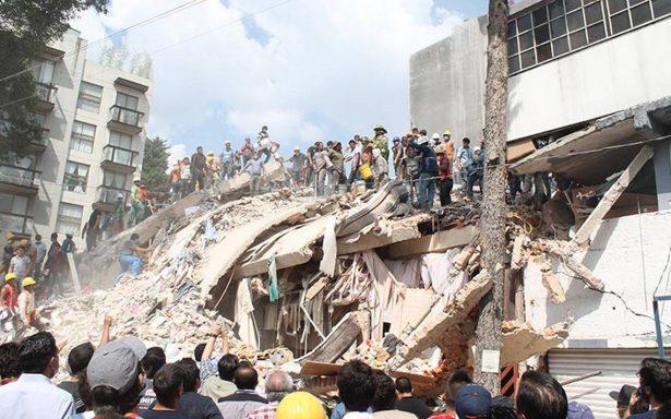 Israel y Chile envían rescatistas y soldados a zonas afectadas por sismo en México