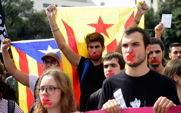 Ganadores del Nobel de la Paz alzan la voz por Cataluña