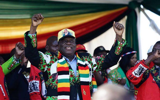 [Video] Presidente de Zimbabue libra atentado que dejó ocho heridos