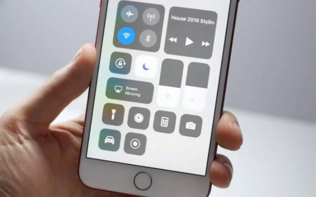 Así se puede prolongar la batería de tu iPhone con iOS 11