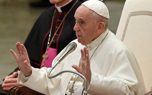 """Papa va contra la """"doble vida"""" que llevan algunos religiosos"""