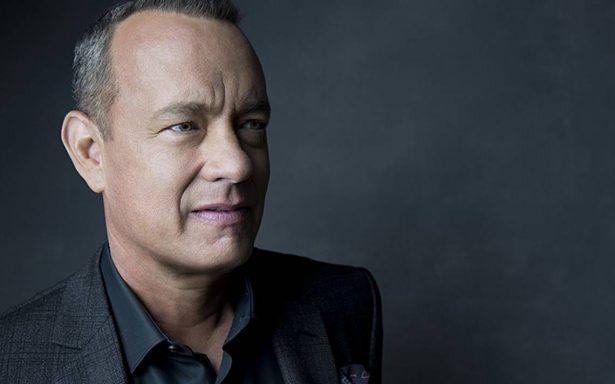 Tom Hanks será un viudo cascarrabias