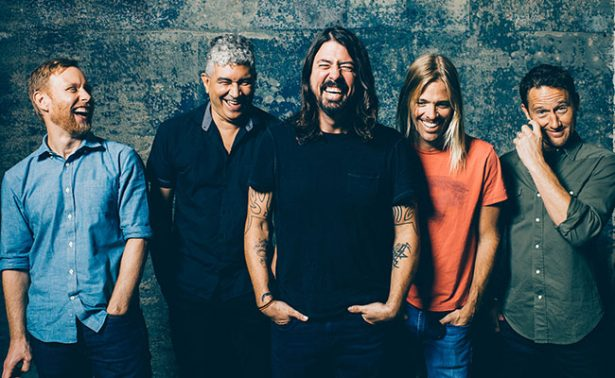 Foo Fighters, Concrete and gold nuevo álbum