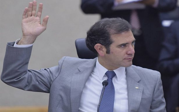 INE pide a los partidos bajarle al oportunismo en medio de la desgracia