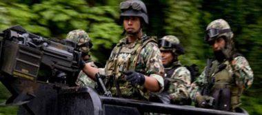 Se accidentan militares en carretera a Guachochi