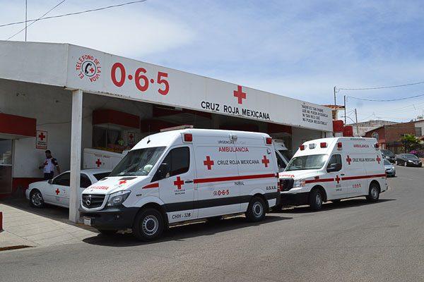 Manifiestan vecinos la ausencia de la Cruz Roja en el accidente del joven motociclista