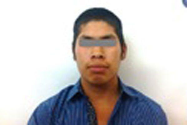 Capturan en Guadalupe y Calvo a Braulio P. E., por presunto homicidio