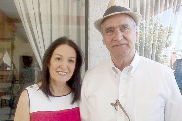 Se destapan Miguel Jurado y su esposa para candidaturas
