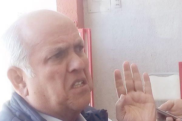 Persecución del Gobernador contra priistas