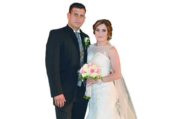 Unieron sus vidas en matrimonio Ana Meléndez y Hugo Gómez
