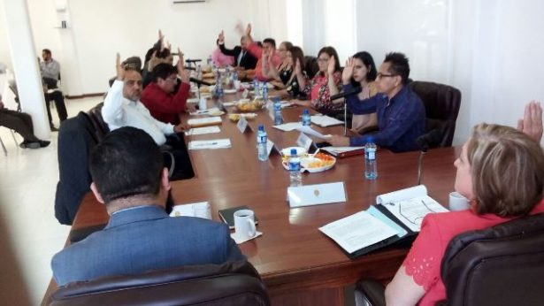 Aprueba cabildo Plan de Reordenamiento Territorial y Urbano