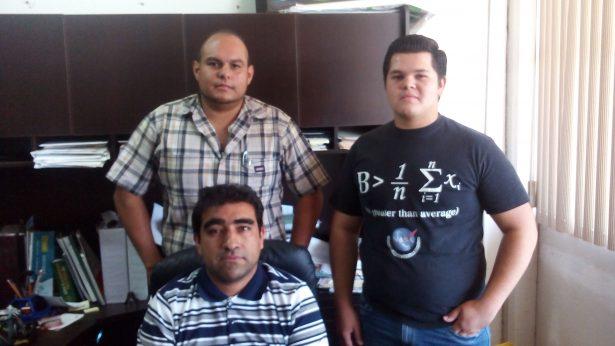 Estudiantes del Tec exponen robots de competencia