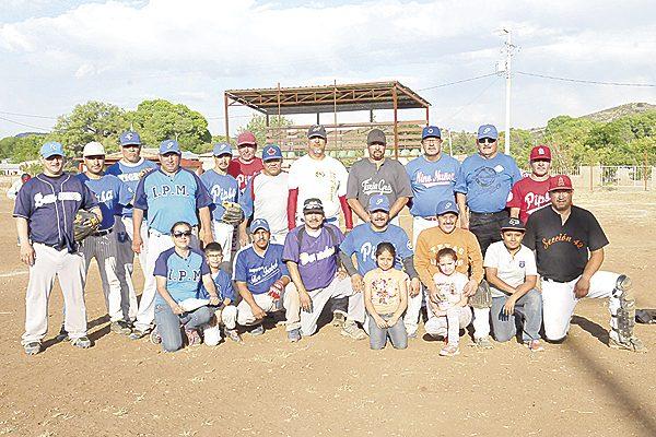 Ya ganó el Grupo Pipsa en beisbol de veteranos