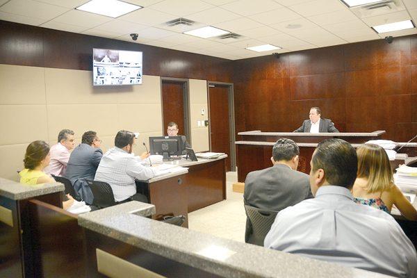 Nueva imputación contra ex Auditor