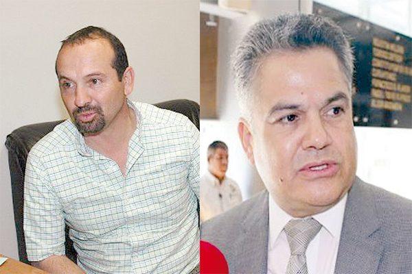 Detienen a Jesús Esparza y a Sergio Medina