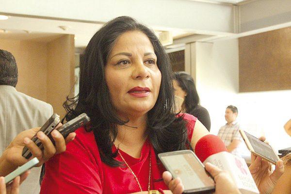 La Fepade pide desafuero de diputada Karina Velázquez
