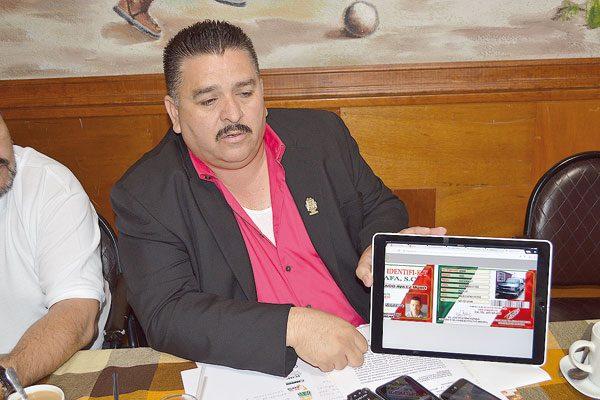 Denuncian actos de extorsión en  operativos de la Fiscalía del Estado