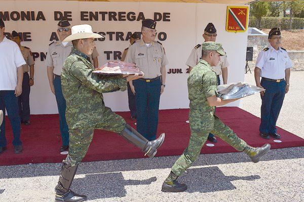 """""""Portar el uniforme significa tener como bandera las mejores causas para defender a nuestra Patria"""""""