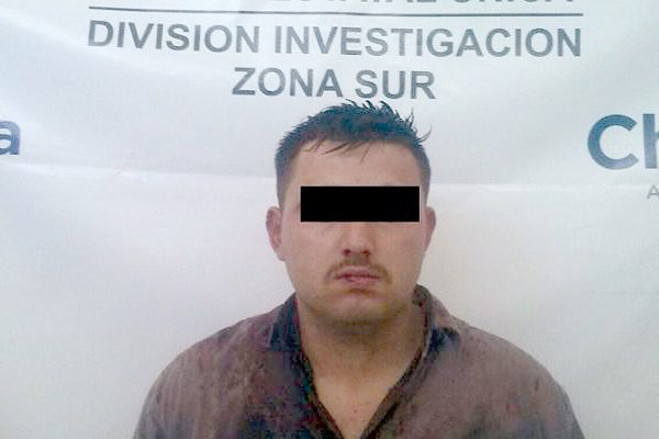 Luis Humberto V., vinculado por la muerte de la joven Rubí