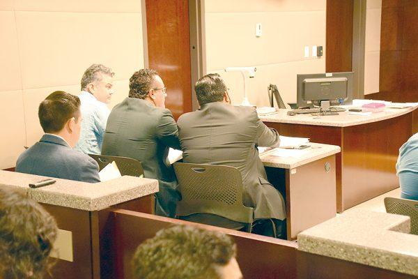 Ex Auditor podría alcanzar hasta 48 años de cárcel