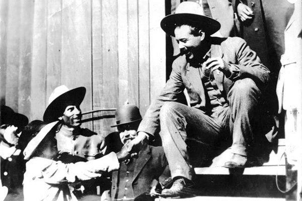 """Pancho Villa era abstemio"""