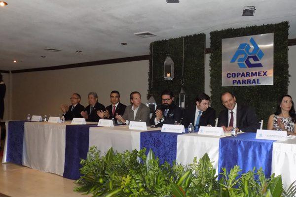 """Conforman Municipio y  Coparmex """"el Consejo Municipal de Transparencia"""""""