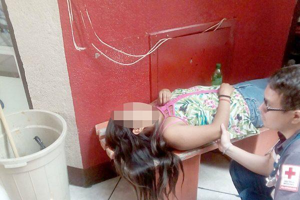 Una joven de 25 años intentó suicidarse en centro comercial