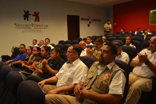 Inician Jornadas de capacitación en Urgencias Médicas