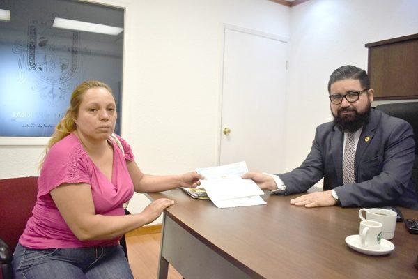 Apoyará el Alcalde al niño Luis Manuel Simental con traslado a Ciudad Juárez para estudios médicos