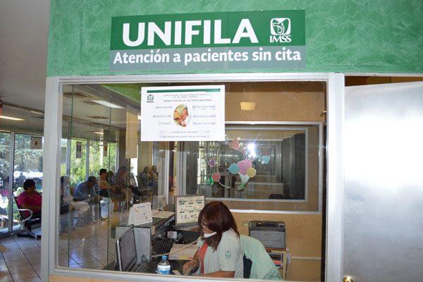 Falso que la institución haya cerrado servicios, afirmó el Seguro Social
