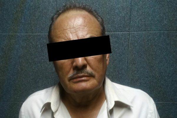 Arrestan a hombre de 61 años por violencia familiar