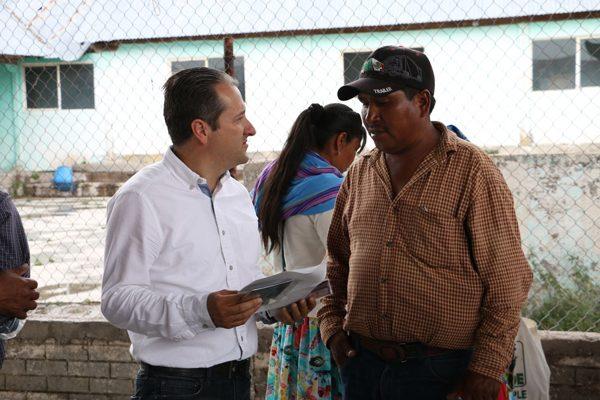 Lleva a cabo Alcalde de Guachochi obras de beneficio para los poblados