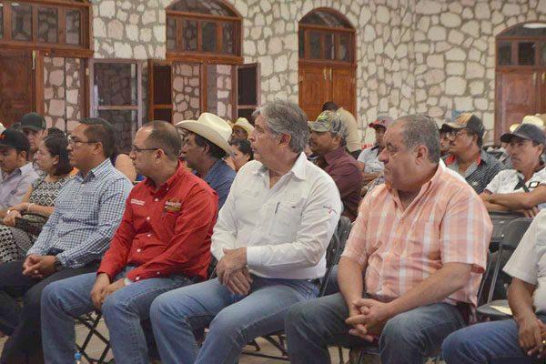 Implementarán proyecto  estratégico de seguridad  alimentaria  en Gpe. y Calvo