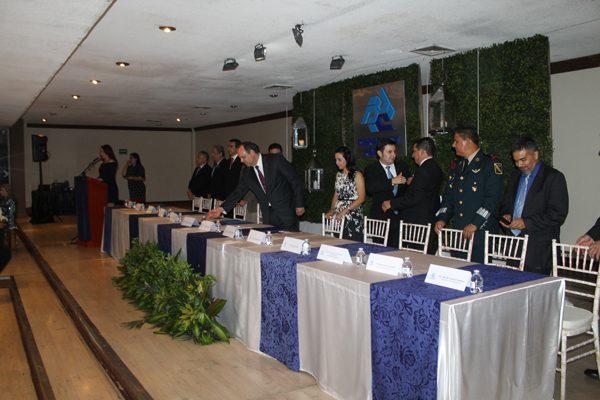 Llama Coparmex a políticos a aprobar leyes de seguridad