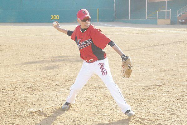 Triunfa Agua Pura Rey-Tavo Delgado en beisbol súper master