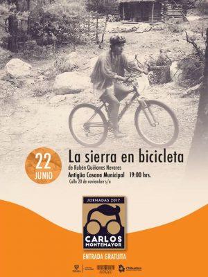 """Presentan exposición fotográfica """"La Sierra en Bicicleta"""" en el Centro de Documentación"""