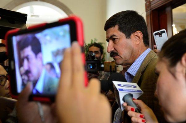 Cesar Duarte entrego dinero público a actores políticos: Javier  Corral