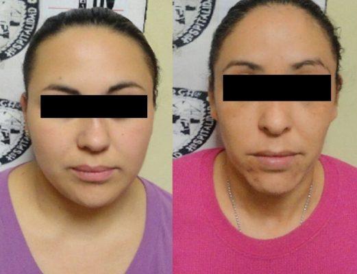 Detienen a dos mujeres por secuestro en Guachochi
